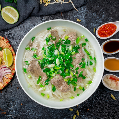 PHỞ- BEEF NOODLE SOUP